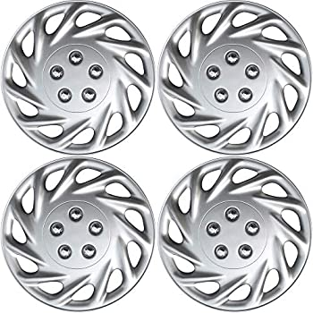 Amazon Com Drive Accessories Kt 848 13sl Honda Civic 13 Silver