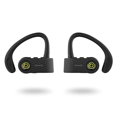 rowkin surge: True Auriculares inalámbricos para deporte & entrenamiento. Bluetooth auriculares, estéreo manos