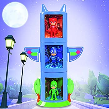Pj Masks Transforming Figure Set-gekko 3