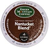 #9: Green Mountain Coffee Nantucket Blend, K-Cup for Keurig Brewers (96 Count)