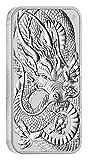 2021 AU Silver Australian Dragon Dollar Coin $1