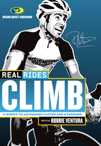 CycleOps Real Rides Climb DVD