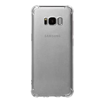 ZRICKIE Funda Samsung Galaxy S8 Plus Carcasa Silicona ...