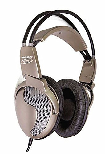 Nady Stereo Headphone - NADY QH360 DJ Headphones