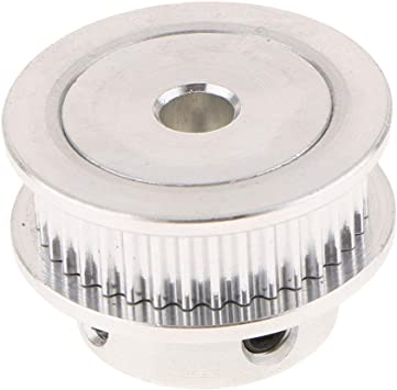 Gazechimp Impresora 3D De Aluminio Polea De Correa De Distribución ...
