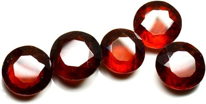 Natural Hessonite Faceted Gemstone Garnet Pencil Shape Loose Gemstone Pendant Size Garnet Gemstone 17x9 MM 20.00 Carat