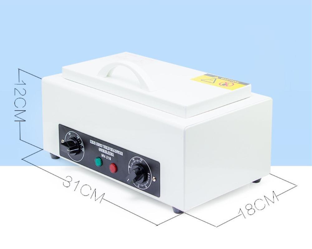 Nagel sterilisator UV Desinfektion Kabinett Hoch Temperatur Trockner ...