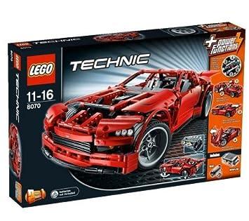 LEGO Technic Alta Cilindrada