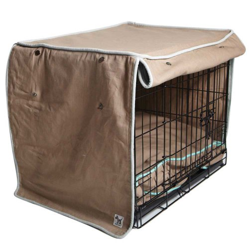 molly mutt crate cover, Wild Horses, -