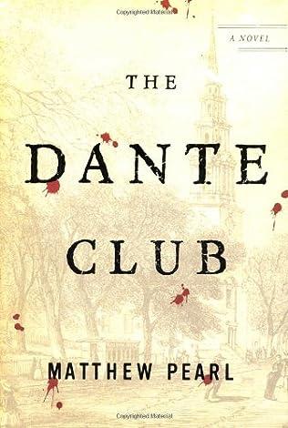 book cover of The Dante Club