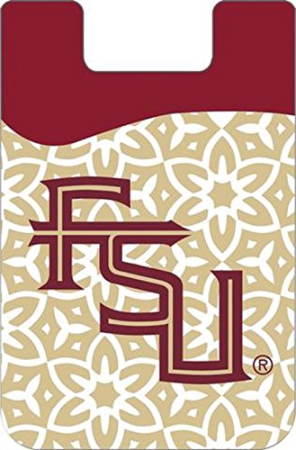 Florida Credit Card State (Desden Florida State Seminoles Cell Phone Card Holder or Wallet)