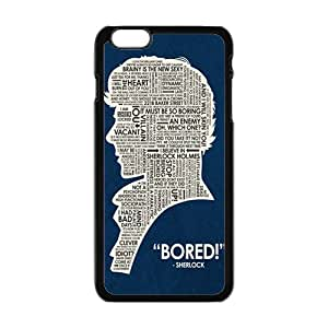 Sherlock on Pinterest Phone Case for iPhone plus 6 Case