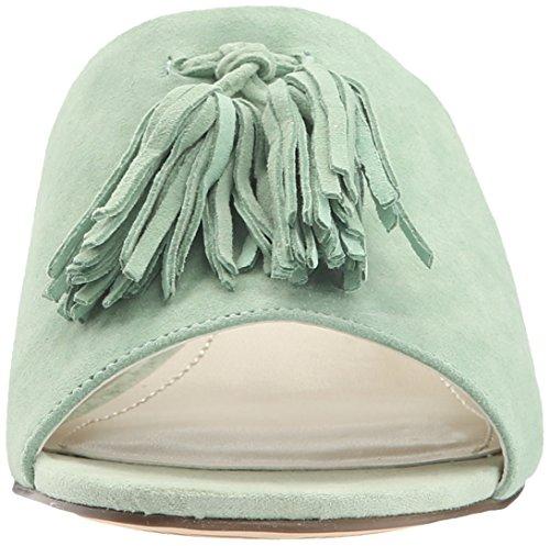 Anne Klein Kvinders Salome Ruskind Hæle Sandal Medium Grøn fjGP07d