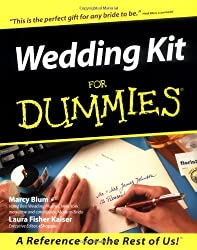 Wedding Kit for Dummies (Soft Cover with CDR)