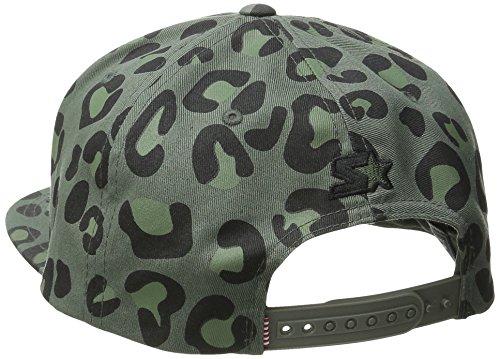 Herschel Whaler Army Leopard