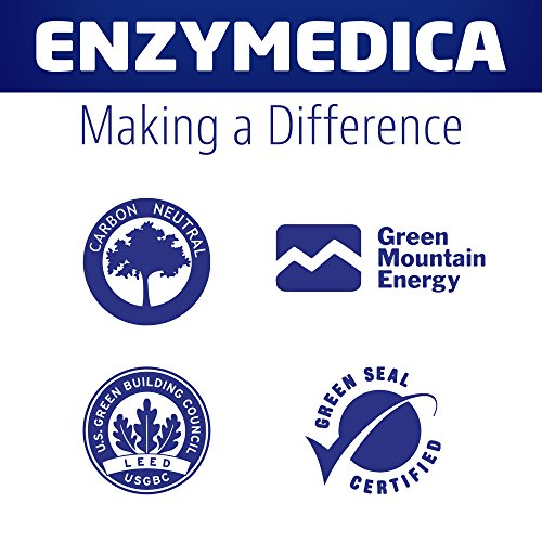 Enzymedica - GlutenEase Extra Strength, Complete Gluten & Casein Formula with Digestive Enzymes + DPP-IV, 60 Capsules (FFP) by Enzymedica (Image #9)