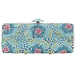 Luxury Crystal Evening Clutch Handbag