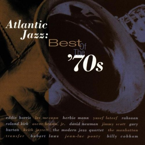 The Manhattans - Atlantic Jazz: Best Of The 70