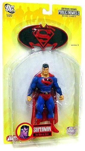 Superman/Batman 3 - Public Enemies 2: Future Superman Action Figure