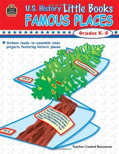UPC 014467032597, US History Little Books: Famous Places