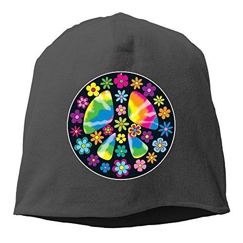 (Art Peace Signs Unisex Knit Hat Soft Stretch Beanies Skull Cap Hedging Cap)