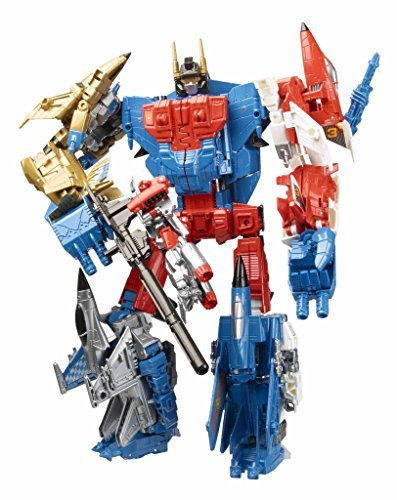 Transformers Hasbro Generations Combiner Wars Superion G2 Victorion Aerialbots