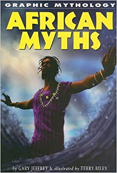 Book African Myths (Graphic Mythology) by Gary Jeffrey (2006-01-01)