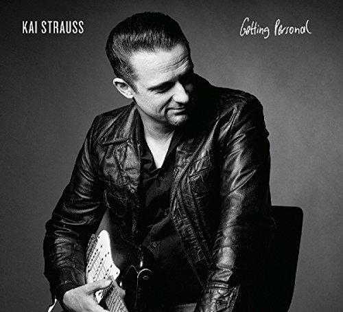 Kai Strauss - Getting Personal (2017) [WEB FLAC] Download