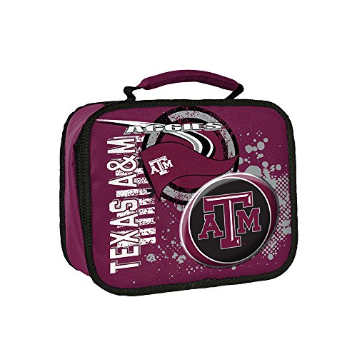 Graphic Accelerator Kit - The Northwest Company NCAA Texas A&M University Accelerator Lunch Kit, One Size, Black