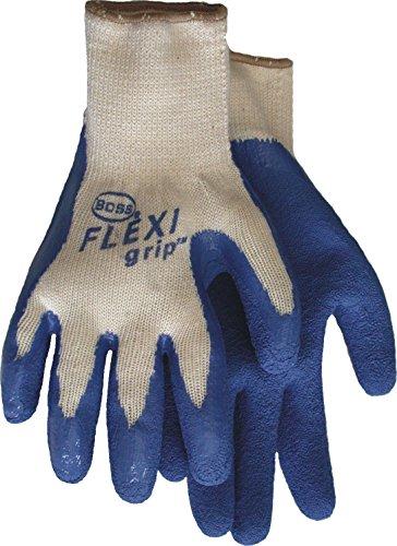 String Gloves Plus Knit - Boss 8426M Medium Flexi Grip Knit Gloves