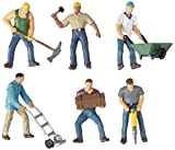 Bachmann Trains Construction Workers