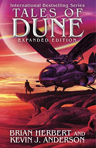 Tales Dune Expanded Brian Herbert ebook product image