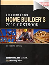 BNI Building News Home Builders 2010 Costbook (Home Builder's Costbook)