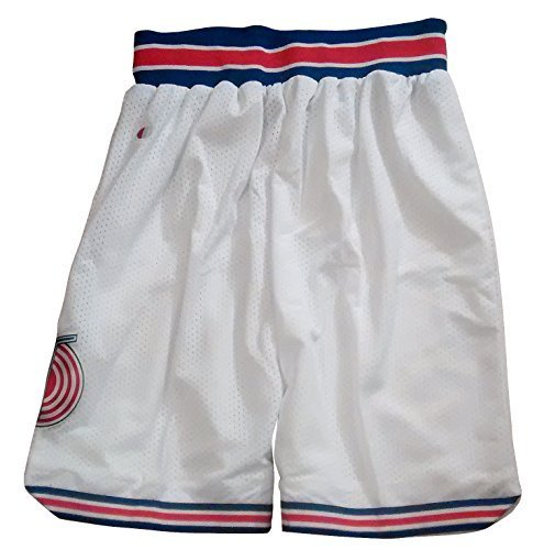 Space Jam Tune Squad Basketball Shorts - White