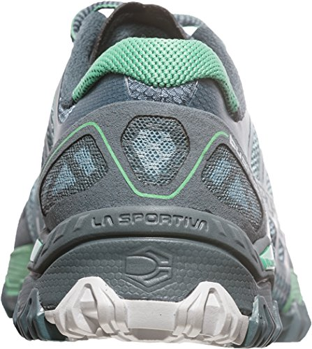 La Donne Sportiva Bushido Trail Running Shoes - Ss18 Ardesia / Verde Giada