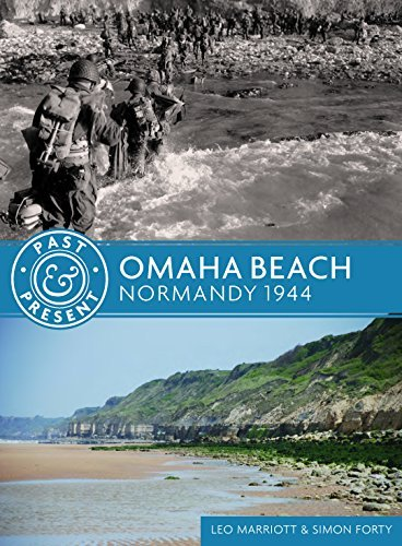Past & Present: Omaha Beach: June 1944 by Not Available - Mall Shopping Omaha