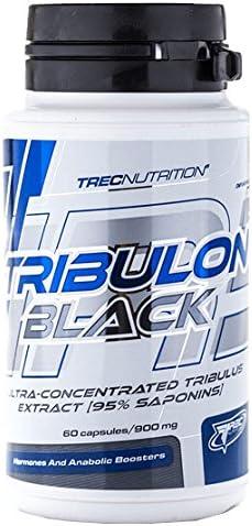 Trec Nutrition Tribulon Black Testosteronbooster Booster Trainingsbooster Supplement Bodybuilding 60 Kapseln