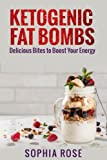 img - for Ketogenic Fat Bombs: Delicious Bites to Boost Your Energy book / textbook / text book