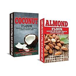 Amazon almond coconut almond flour coconut flour gluten almond coconut almond flour coconut flour gluten free cookbook for paleo diet fandeluxe Images