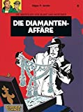 Die Abenteuer von Blake und Mortimer, Bd.5, Die Diamantenaffäre (Blake & Mortimer, Band 5)