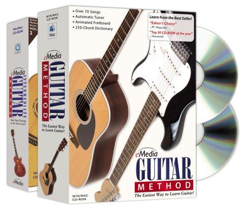 eMedia Guitar Method Deluxe [Old Version]