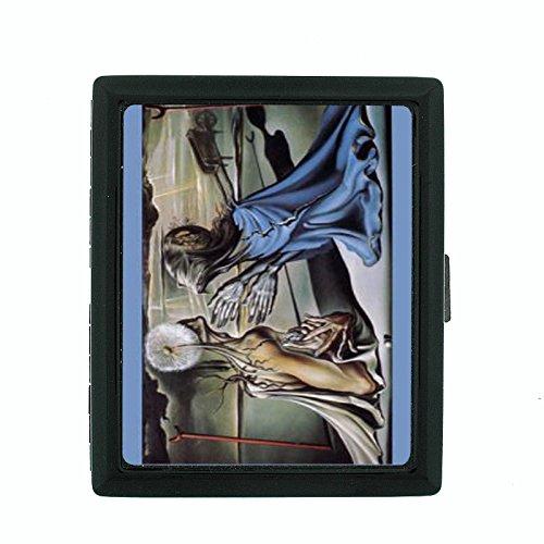 Salvador Dali Tristan And Isolde Cigarette Case - Salvador Case Dali Cigarette