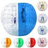 Bifast Bubble Ball 4' Bubble Soccer Zorb Football Ages 8+ Bubble Bumper Suit Outdoor Fun Blue