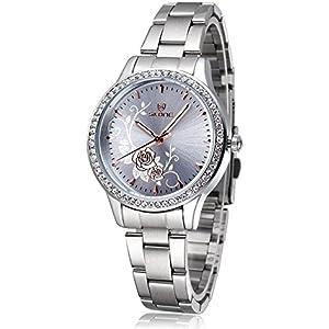 Relojes de Mujer Women Para Mujer Quartz Watch Fashion Casual Luxury Relogio Feminino