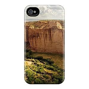 High Grade Maria N Young Flexible Case For Iphone 4/4s - Superb Canyon De Chelly In Arizona