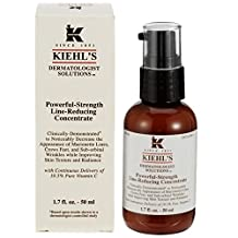 Kiehls Powerful Strength Line Reducing Concentrate 50ml - Pack of 2