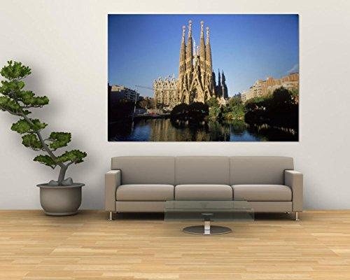 Sagrada Familia, Barcelona, Spain Wall Mural by Kindra Clineff 48 x 72in by PHOTOSTOGO.COM