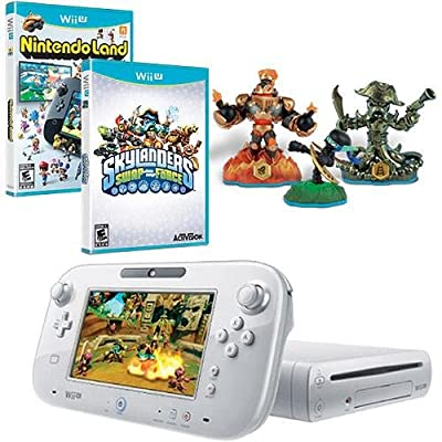 Nintendo Skylanders SWAP Force Bundle - Nintendo Wii U by Nintendo