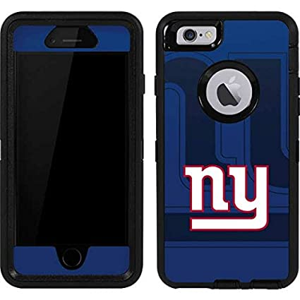 new product 21251 3c9ba Amazon.com: NFL New York Giants OtterBox Defender iPhone 6 Skin ...
