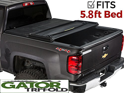 truck bed cover chevy silverado - 7